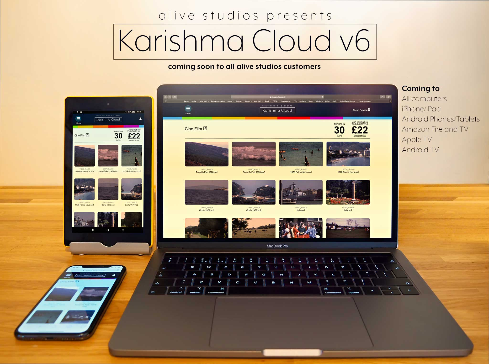 Karishma Cloud v6 Coming Soon