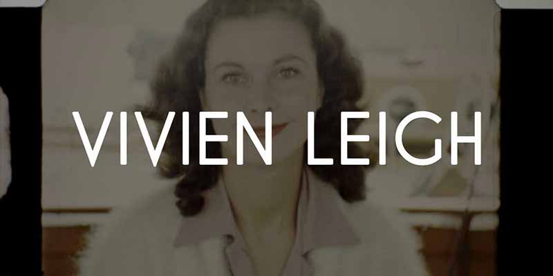 Vivien Leigh banner