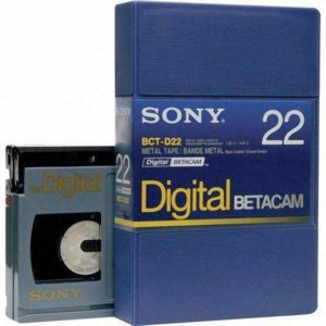 Digital Betacam