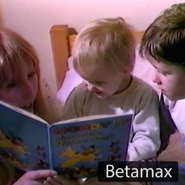 Betamax Example 1