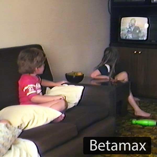 Betamax Example 2