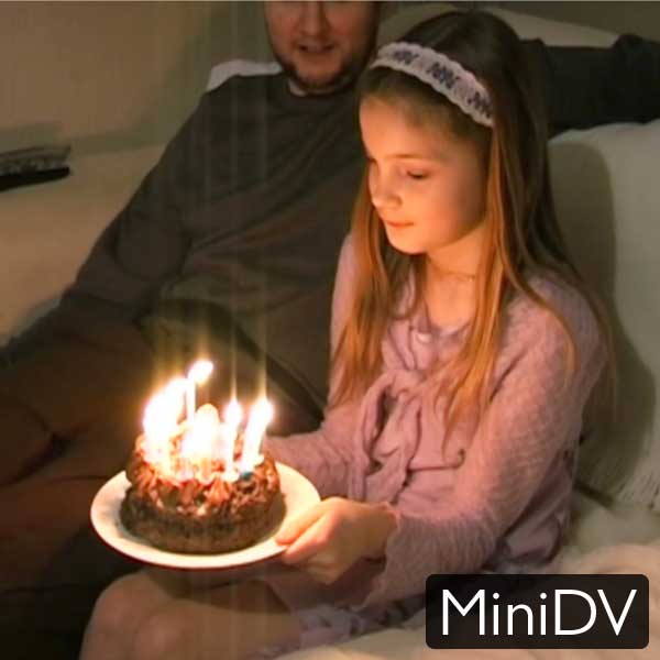 MiniDV Example
