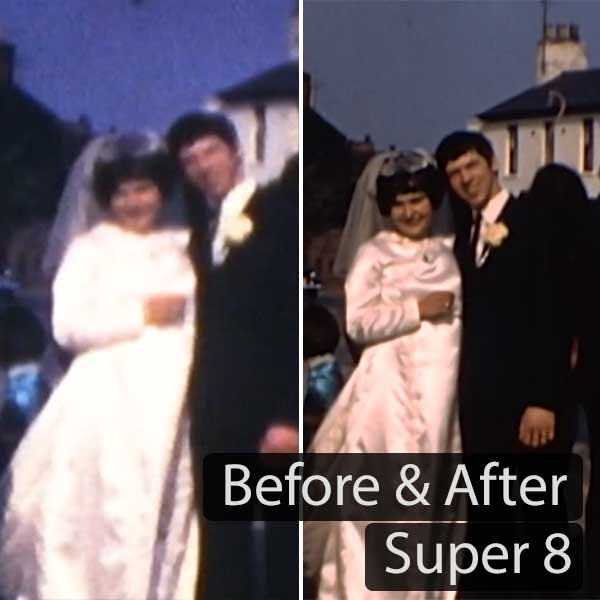Super 8 Before and After (2017)